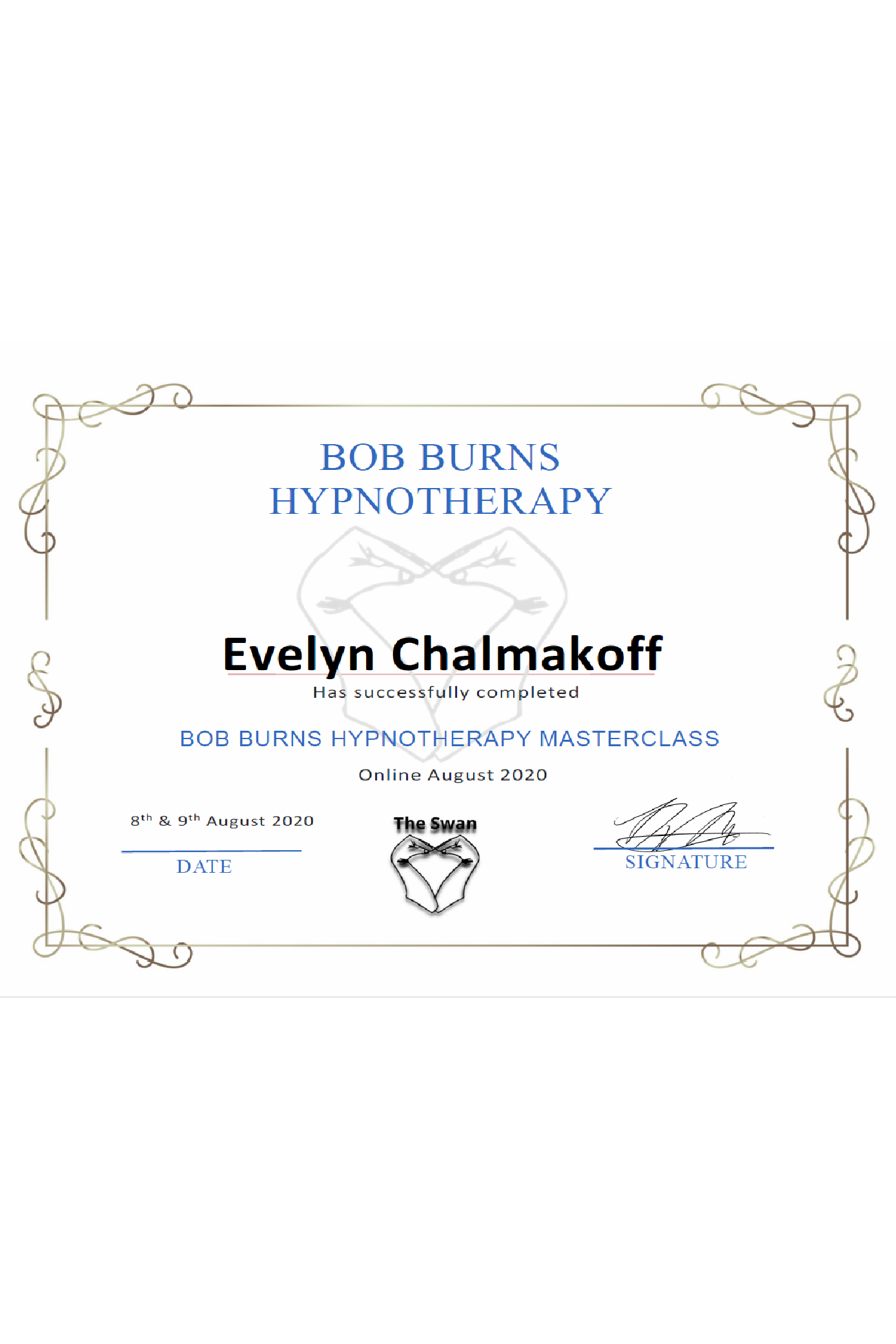 Hypnotherapy Masterclass